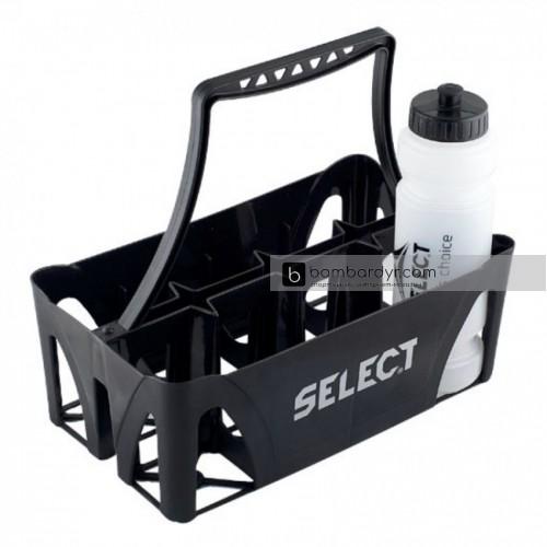 Спортивный контейнер для бутылок SELECT Water Bottle Carrier (ПУСТОЙ)