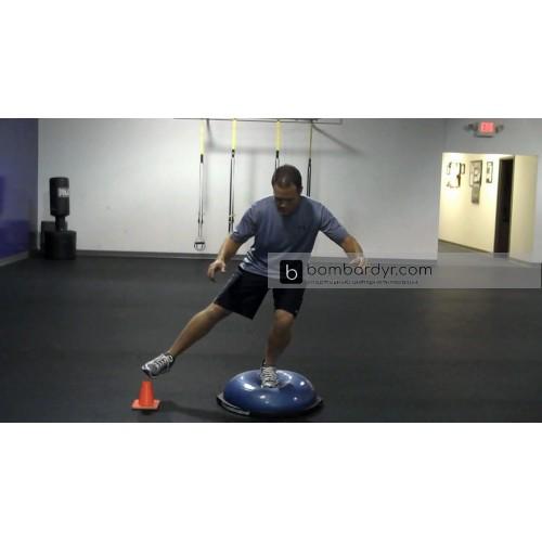 Платформа балансировочная BOSU Ball Trainer BS-1590