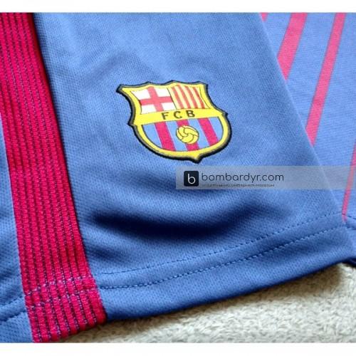 Шорты Nike FC Barcelona 17/18 Replica Home Stadium Short