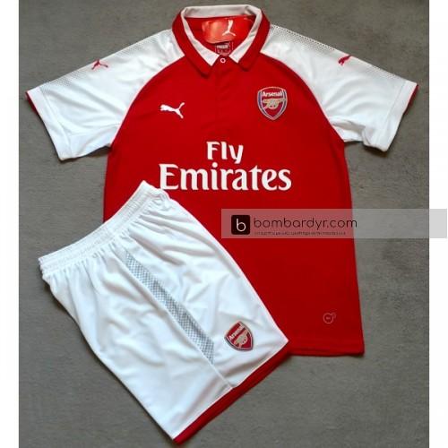Шорты Puma Arsenal 17-18 Home  Replica Shorts