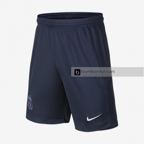 Шорты Nike PSG 17/18 Home Stadium Short Replica