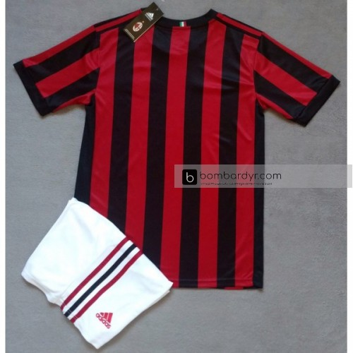 Шорты AC Milan Home 17/18 Replica Short