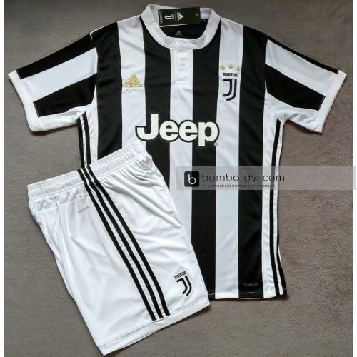 Шорты Adidas Juventus 17/18 Home Replica, Ювентус