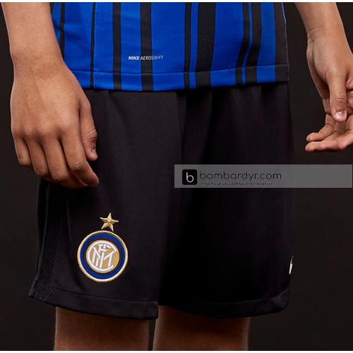 Шорты Nike Inter 17/18 Home Replica