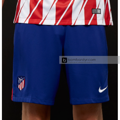 Шорты Nike Atletico Madrid 17/18 Home Replica