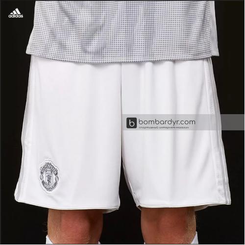 Шорты Adidas Manchester United 17/18 Third Replica