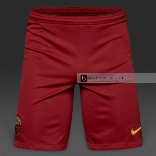 Шорты Nike Roma 17/18 Home Replica