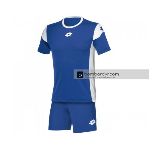 Комплект детской футбольной формы Lotto KIT STARS EVO JR R9739