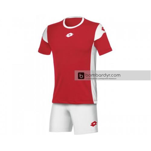 Комплект детской футбольной формы Lotto KIT STARS EVO JR R9740