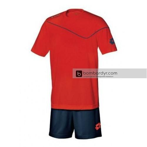 Комплект детской футбольной формы Lotto KIT SIGMA JR Q8554