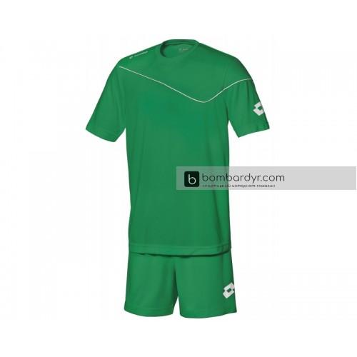 Комплект детской формы для футбола Lotto KIT SIGMA SS JR Q3523