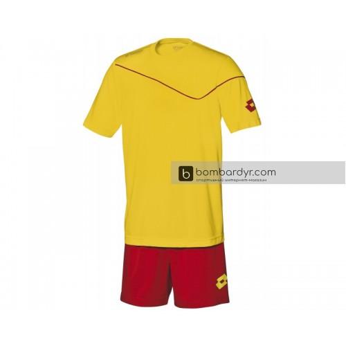 Комплект детской футбольной формы Lotto KIT SIGMA JR Q8555