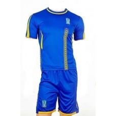 Футбольная форма Украина для детей CO-3900-UKR-18B