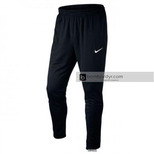 Футбольные тренировочные штаны NIKE SQUAD TECH PANT 548466-010