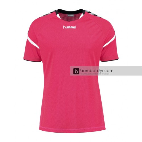 Футболка Hummel AUTH. CHARGE SS POLY JERSEY  003-677-3233