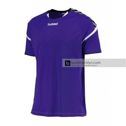 Футболка Hummel AUTH. CHARGE SS POLY JERSEY  003-677-3819