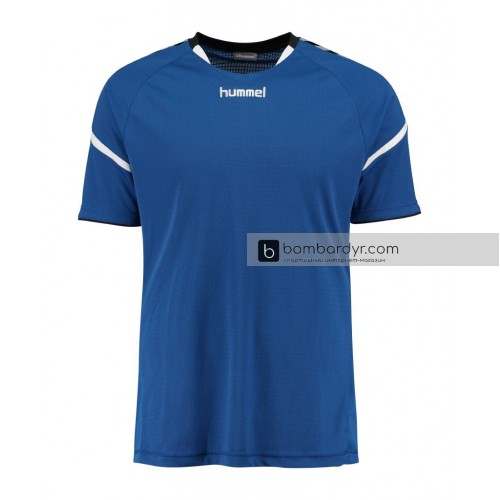 Футболка Hummel AUTH. CHARGE SS POLY JERSEY   003-677-7045