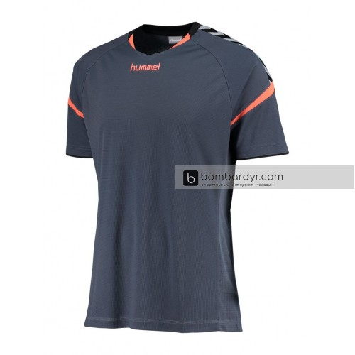 Футболка Hummel AUTH. CHARGE SS POLY JERSEY  003-677-8730