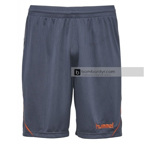 Шорты HUMMEL AUTH. CHARGE POLY SHORTS  011-334-8730
