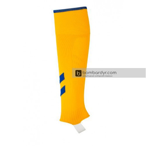 Гетры  без носка HUMMEL FUNDAMENTAL FB SOCK FOOTLESS 022-138-5168