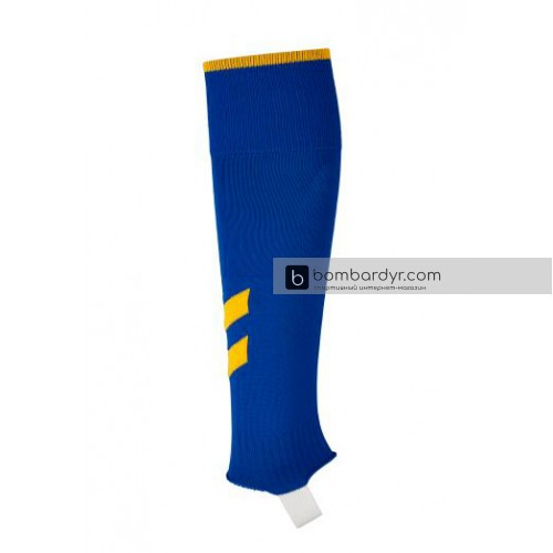 Гетры  без носка HUMMEL FUNDAMENTAL FB SOCK FOOTLESS  022-138-7724