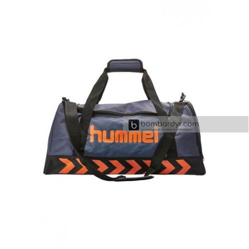 Сумка спортивная HUMMEL AUTHENTIC SPORTS BAG 040-957-8730-L