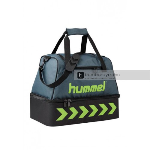 Сумка спортивная HUMMEL AUTHENTIC SOCCER BAG 040-959-1616-L
