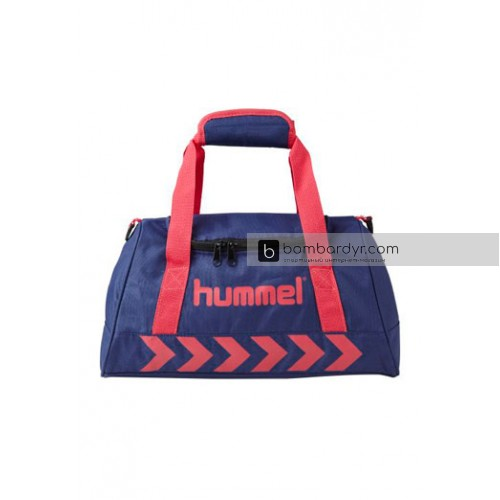 Сумка спортивная HUMMEL AUTHENTIC SPORTS BAG  040-957-8631-XS