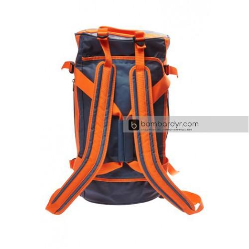 Сумка спортивная HUMMEL TECH SPORTS BAG M 040-961-8730-M