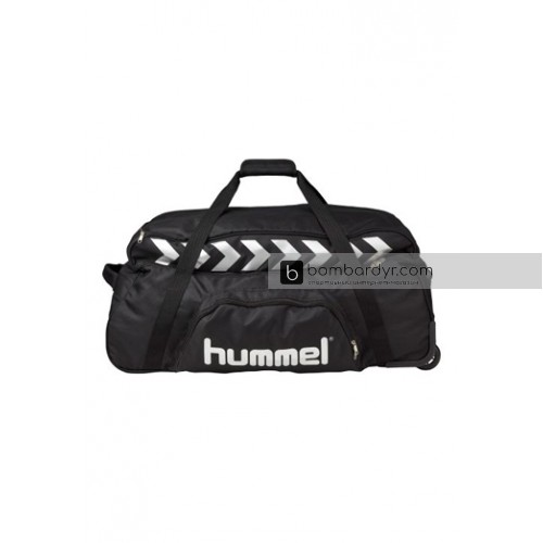Сумка дорожная HUMMEL AUTHENTIC TEAM TROLLEY L 040-968-2250
