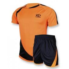 Футбольная форма 002 оранжево-черная EUROPAW 97