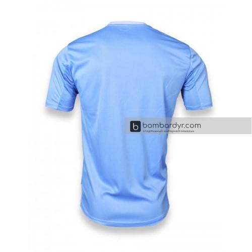 Футбольная форма 004 бирюзово-т.синяя EUROPAW
