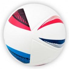 Мяч футбольный Europaw Euro белый клеенный