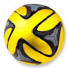 Мяч футбольный Europaw Brazuca прошитый золотой