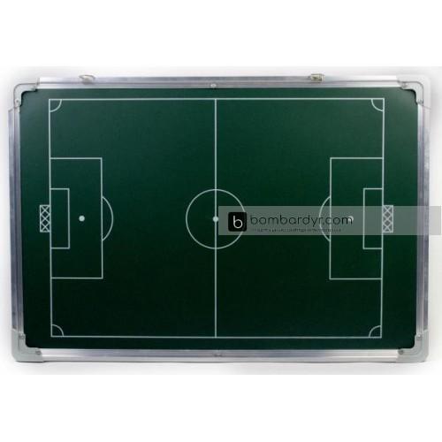 Доска тактическая настенная футбол Europaw 40х60 1250