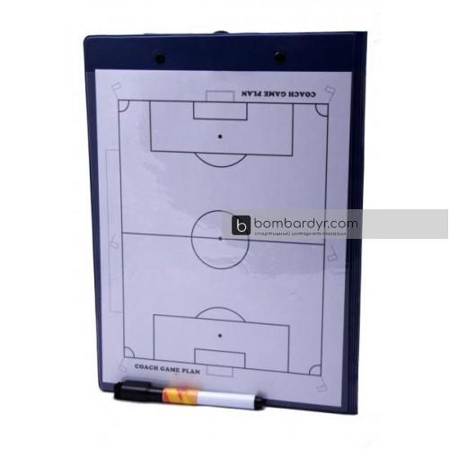 Планшет тактический футбол 2 Europaw 1246