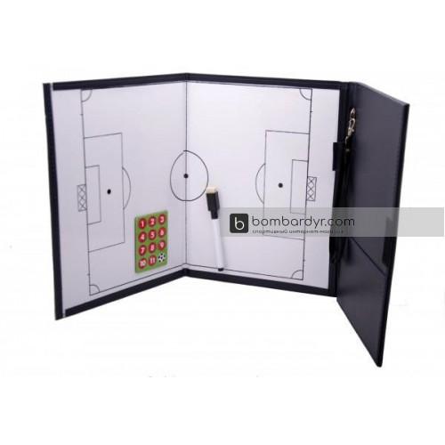 Планшет тактический футбол 3 Europaw 1247