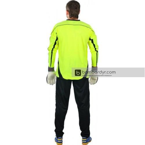 Вратарская форма  (кофта и штаны) зеленая EUROPAW