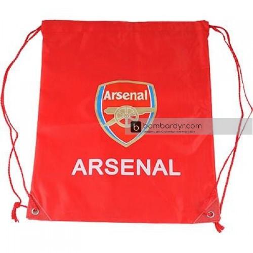 Сумка - рюкзак синтетический клубный Arsenal Europaw 1280