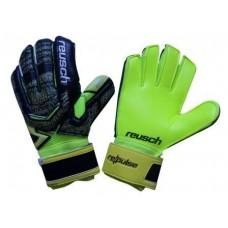Перчатки Вратарские Reusch М1 replica салатово-черные
