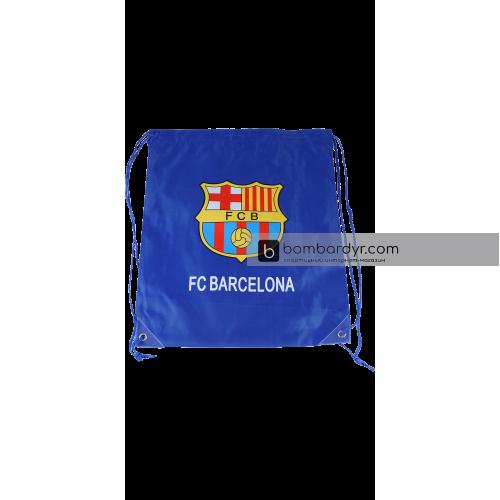 Сумка - рюкзак синтетический клубный Barcelona Europaw