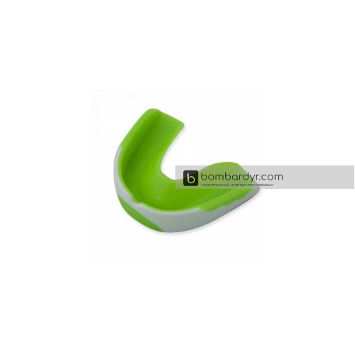 Капа одинарная зелено-белая EUROPAW