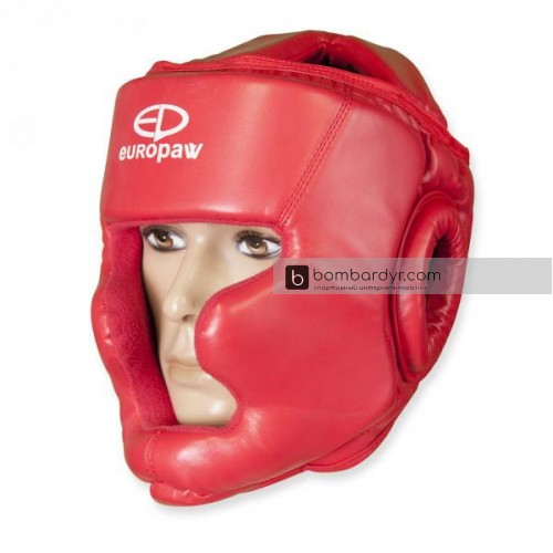 Шлем EUROPAW красный
