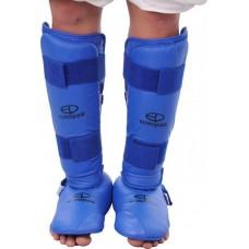 Комплект (футы защита) синие EUROPAW