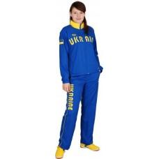 Костюм Europaw Украина полиестер женский синий