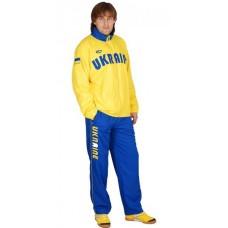 Костюм Europaw Украина полиестер мужской желтый