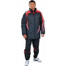 Куртка зимняя черно - красная EUROPAW