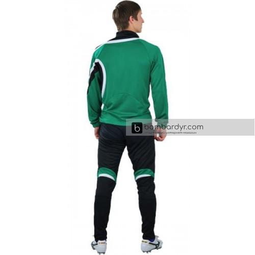 Костюм тренировочный Europaw 2010 зелено-черный