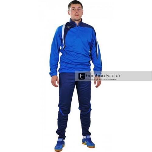 Костюм тренировочный Europaw 2010 синий-т.синий