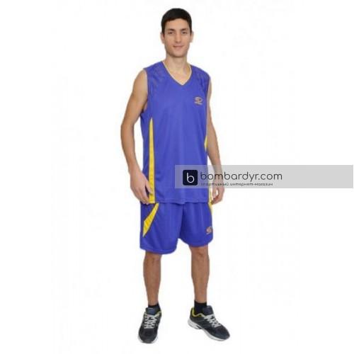 Баскетбольная форма фиолетовая EUROPAW